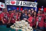 Tay chơi Poker người Mỹ gốc Việt thắng giải thế giới 176 tỷ đồng