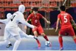 Trực tiếp Việt Nam vs Thái Lan tranh hạng ba Futsal nữ châu Á