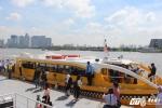 Tuyến buýt sông đầu tiên tại TP.HCM sắp vận hành