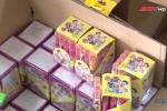 Bánh kẹo Trung Quốc ồ ạt đổ về chợ Tết Hà Nội