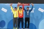 Đoàn Việt Nam có HCV Olympic trẻ đầu tiên