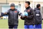 U23 Việt Nam hết sợ giá rét Trung Quốc, sung sức chờ đấu U23 Hàn Quốc