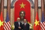 Chủ tịch nước Trần Đại Quang từ trần: Đại sứ Mỹ tại Việt Nam gửi lời chia buồn