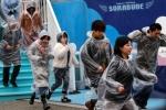 Tokyo lần đầu diễn tập đối phó tên lửa Triều Tiên