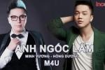 Minh Vương, Hồng Dương tái hợp bằng ca khúc của nhạc sĩ tật nguyền 9X
