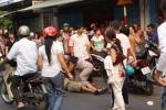 Mâu thuẫn cá nhân, hai người đàn ông chém nhau khiến 1 người chết, 1 người bị thương nặng