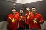 Các ca sĩ sẽ hát gì trong lễ mừng công U23 Việt Nam tại SVĐ Mỹ Đình?