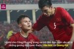 Dự đoán đội hình Việt Nam vs Iraq: Thầy Park sẽ dùng 'tiền đạo ảo'?
