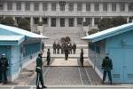 Lần đầu tiên liên Triều cùng Tư lệnh Liên Hợp Quốc đối thoại 3 bên tại Bàn Môn Điếm