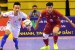 Tuyển Futsal Việt Nam không chịu áp lực từ thành công của U23 Việt Nam