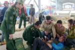 Ngư dân Nghệ An bị đau ruột thừa, may mắn được đưa vào bờ cấp cứu