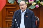 Thủ tướng: Tiêu cực, tham nhũng trong dự án chống thiên tai là tội ác