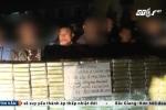Clip: Công an Phú Thọ bắt giữ xe chở 300 bánh heroin