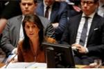 Mỹ tuyên bố sẽ hành động quân sự tại Syria mà không cần thông qua Liên Hợp Quốc
