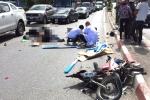 Khởi tố lái xe khách tông liên hoàn khiến 5 người thương vong ở Quảng Ninh