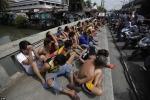 Hình ảnh ấn tượng sau 100 ngày càn quét tội phạm ma túy ở Philippines