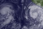 Điều gì xảy ra khi hai cơn bão gặp nhau?