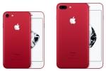 Chiêm ngưỡng bộ ảnh iPhone 7 đỏ đẹp ấn tượng