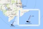Tàu cá bị đâm chìm ở Bình Định, thuyền trưởng mất tích