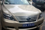 Thủ tướng yêu cầu thu hồi biển số 80A, 80B của 516 xe cấp cho doanh nghiệp