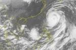 Cập nhật đường đi của siêu bão Megi trên Biển Đông