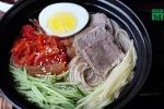 Cách làm mỳ lạnh thơm mát chuẩn vị Hàn Quốc