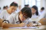 Thí sinh không được bỏ hai bài tổ hợp thi THPT quốc gia