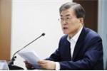 Tổng thống Hàn Quốc cam kết ngăn chiến tranh ở bán đảo Triều Tiên bằng mọi giá