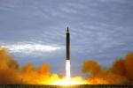 Triều Tiên tiết lộ hình ảnh vụ phóng tên lửa qua Nhật Bản