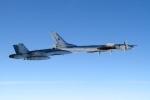 Máy bay ném bom Nga áp sát tàu sân bay Mỹ ở Triều Tiên