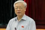 Trung tướng Nguyễn Quốc Thước: 'Tổng Bí thư họp với Chính phủ là một việc tốt lành'