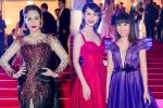 Nhật Kim Anh đọ nhan sắc sexy cùng Hoa hậu Hằng Nguyễn, Á hậu Liên Phương