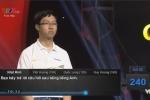 Chung kết Olympia 2017: Phần thi Về đích của 'cậu bé Google' Phan Đăng Nhật Minh