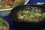 Đậm vị, ngon cơm với những món ăn từ đặc sản mùa lũ