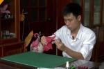 Chàng trai Việt có tài gấp giấy origami tuyệt đỉnh khiến báo nước ngoài sửng sốt