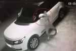 Clip: Siêu trộm vặt gương xe sang Range Rover trong 25 giây