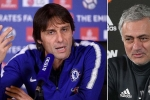 Conte công kích Mourinho: 'Hắn ta là kẻ mất trí'