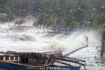 Áp thấp nhiệt đới gần bờ: Gió giật cấp 8, biển động mạnh ở Vịnh Bắc Bộ