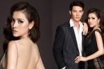 Hoa hậu Thư Dung khoe đường cong gợi cảm với loạt trang phục xuyên thấu