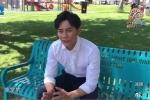 Ly Than cuoi cung cung xuat hien nhung khong con deo nhan doi voi Pham Bang Bang? hinh anh 1
