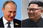 Tổng thống Putin muốn gặp mặt ông Kim Jong-un và thảo luận hợp tác cùng liên Triều