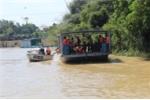 Tìm thấy thi thể người đàn ông bị lật thuyền trên sông Krông Ana