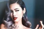 Á hậu Hoàng My: 'Bão số 12 không nhằm gì so với thiệt hại của những cơn bão cho Hoa hậu'