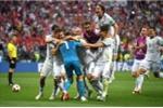 Thực đơn đặc biệt giúp Nga đánh bại Tây Ban Nha ở World Cup 2018