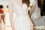 Ngoc Chau 'Next Top' va Truong My Nhan lot top 15 Hoa hau Sieu quoc gia Viet Nam 2018 hinh anh 2