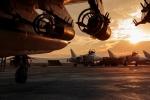 Video: Quân đội Nga nã tên lửa, kho chứa UAV của phiến quân tan tành