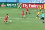 Cầu thủ Việt Nam lại 'vô đối' trong cuộc bầu chọn ở giải châu Á