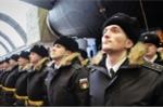 Sức mạnh tàu ngầm hạt nhân Sa hoàng Vladimir mới hạ thủy của Nga