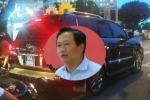 Phó Chủ tịch tỉnh đi Lexus gắn biển xanh:Trưởng Phòng CSGT tự nhận kỷ luật
