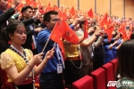 Rực rỡ sắc màu thanh niên tại Đại hội Đoàn toàn quốc lần thứ XI